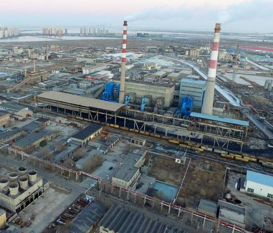 南岗工业区电力大通道工程